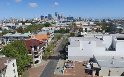 Perth Aerial